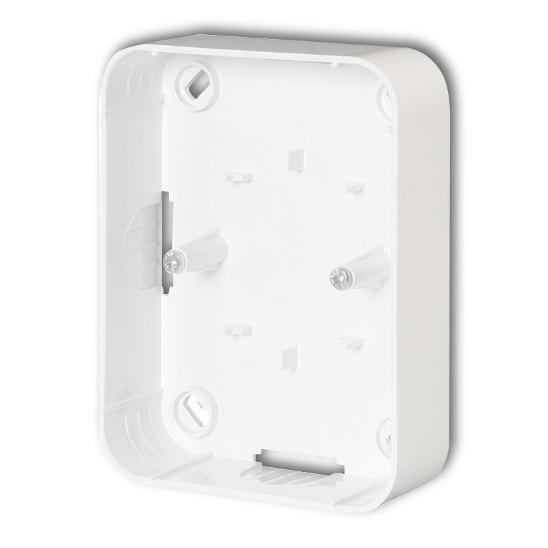 Double socket box