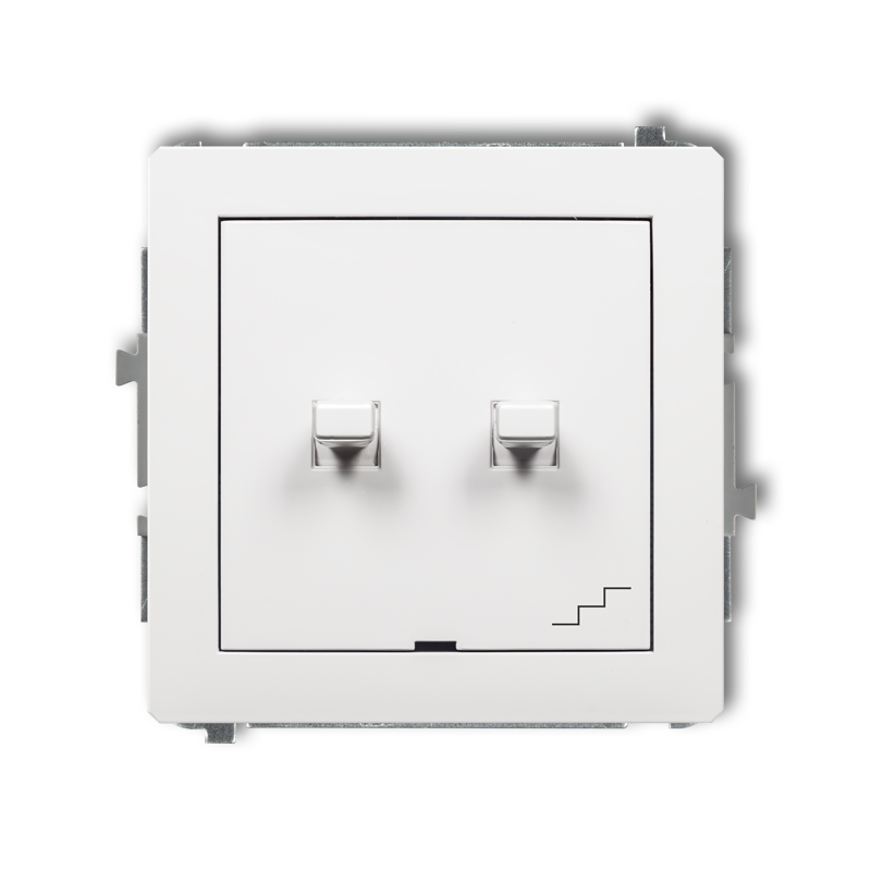 Double two-way switch in American style