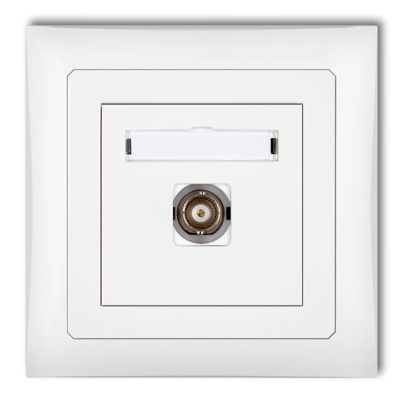BNC single socket