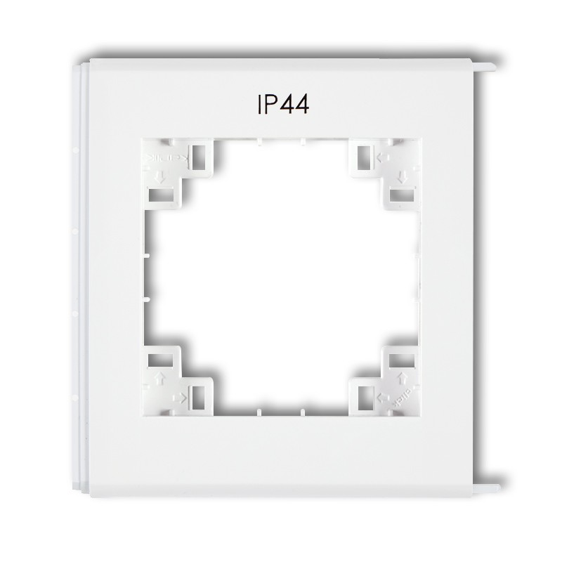 Frame for flexi series switches IP44