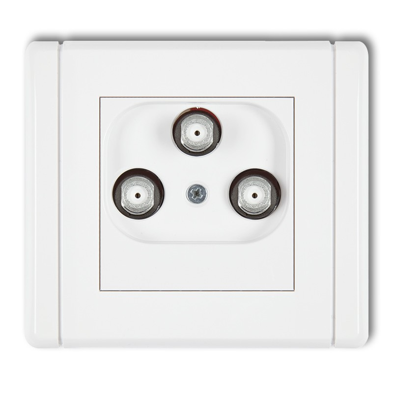3F DATA (UPC) multimedia socket